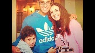 صور المطربة انغام مع اولادها عمر و عبد الرحمان