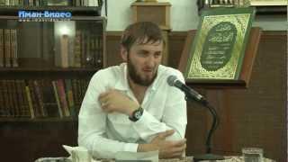 Абу Умар Саситлинский — «О последних событиях»