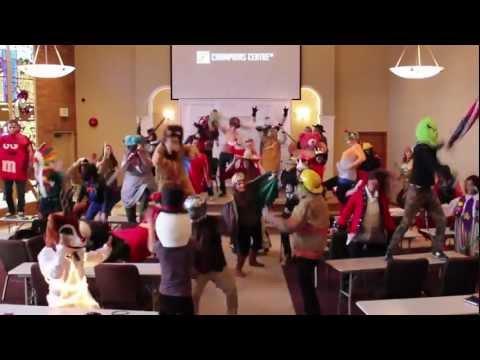 Harlem Shake (Church Staff Edition)