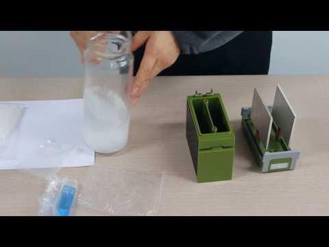 바닷물전지 사용방법(How To Use Mg-air Battery)