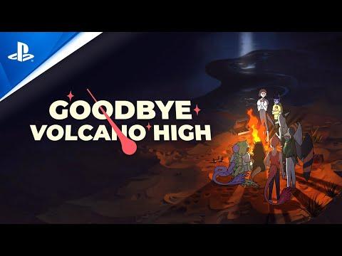 Goodbye Volcano High - Reveal Trailer   PS5