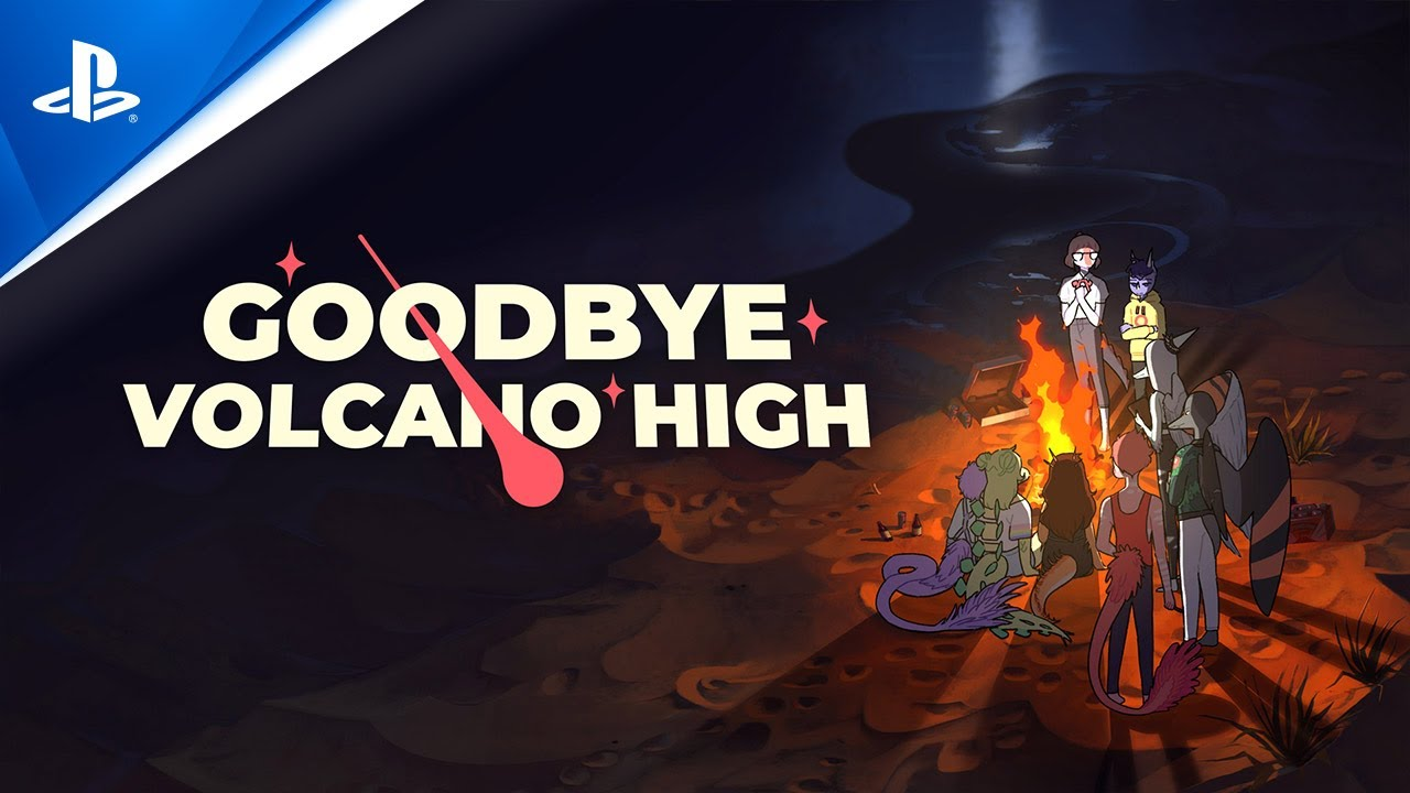 Goodbye Volcano High 發表預告片