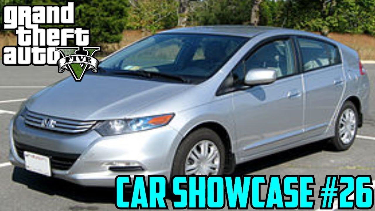 Gta V Cheval Surge Electric Chevrolet Volt Car Showcase