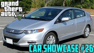 GTA V: Cheval Surge Electric (Chevrolet Volt) | Car Showcase #26