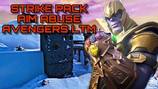 FORTNITE STRIKE PACK FPS DOMINATOR AIM ABUSE AVENGERS LTM (PS4, XBOX ONE)