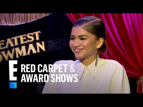 Zendaya Kisses and Tells on Zac Efron | E! Live from the Red Carpet