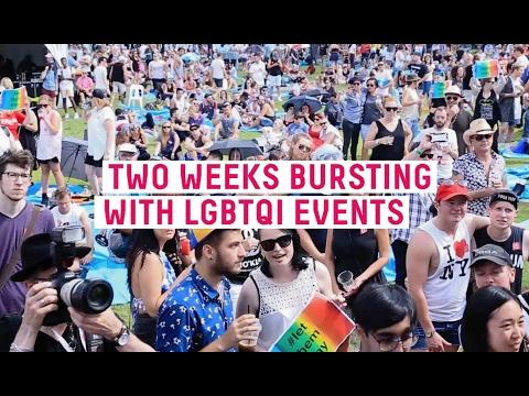 SYDNEY GAY & LESBIAN MARDI GRAS FESTIVAL 2017