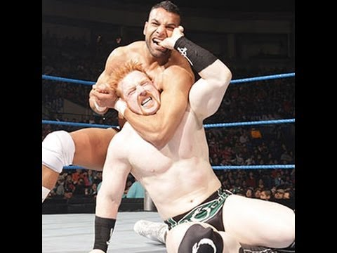Friday Night SmackDown - Sheamus Vs. Jinder Mahal
