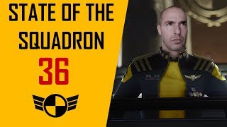 State of the Squadron 36