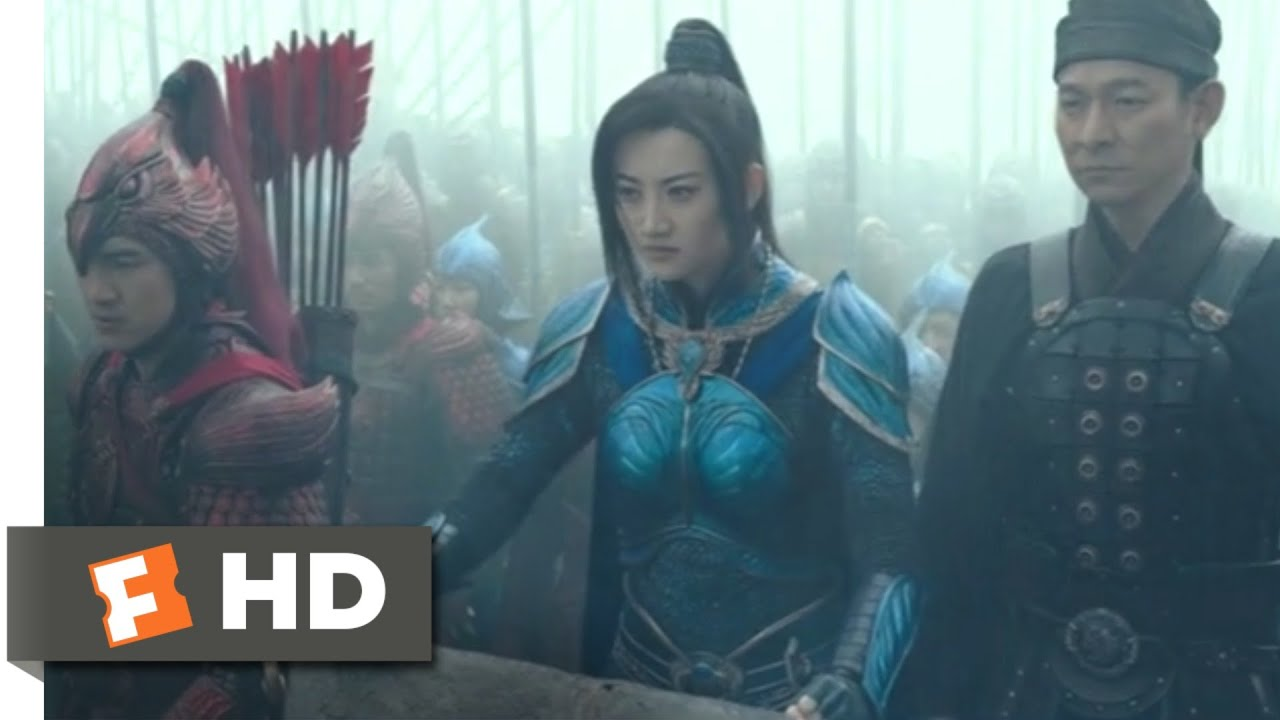 Download The Great Wall (2017) - Death Blades and Harpoons Scene (6/10) | Movieclips