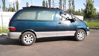 видео Toyota Estima Lucida
