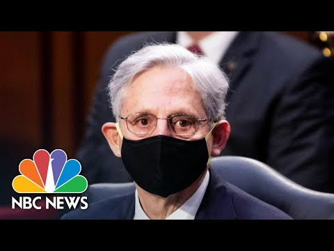 Garland: 'I Would Resign' If Asked To Do Something Illegal Or Unethical | NBC News NOW