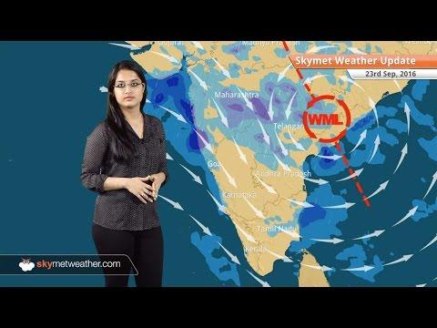 Weather Forecast for Sep 23: Monsoon rain in Mumbai, Hyderabad, UP, Bihar