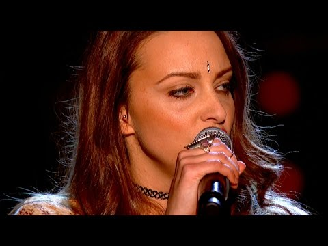 Hannah Wildes performs 'All Good Things Come To An End' - The Voice UK 2015: Blind Auditions 5 - BBC