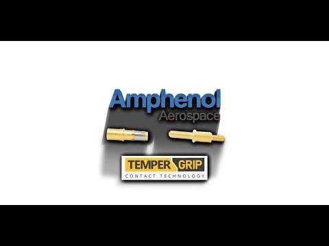 Amphenol Temper Grip Contacts