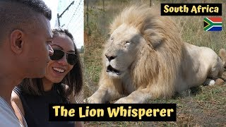 Visiting The Kevin Richardson Wildlife Sanctuary AKA The Lion Whisperer