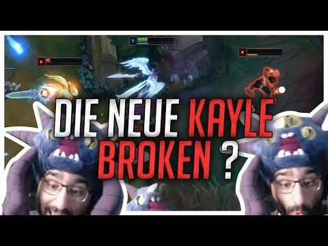 Die neue Kayle is Broken? Stream Highlights [League of Legends] thumbnail