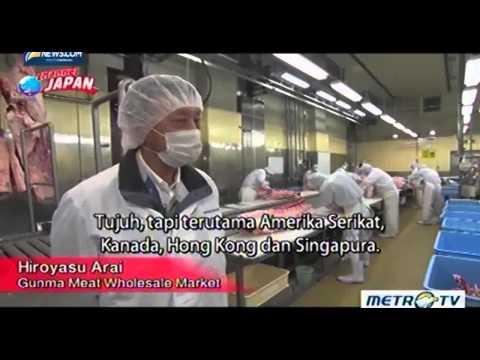 japan 100 Wagyu Gunma Meat Wholesale Market