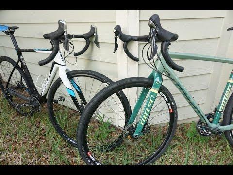 Racer eller cyclocross