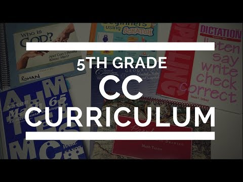 5th Grade Curriculum | Classical Conversations