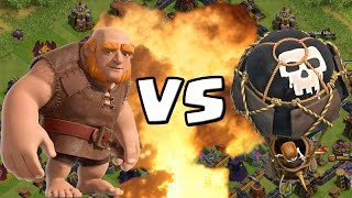 RIESE vs. LOON! || CLASH OF CLANS || Let