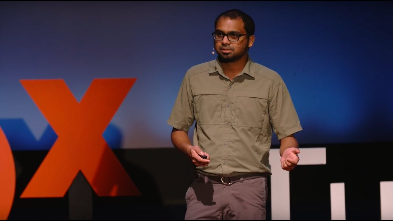 License to Save | Ashwin Naidu | TEDxTucson