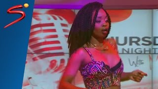 Dj mdix feat. zanda - 'zanda' on thursday night live with robert marawa.