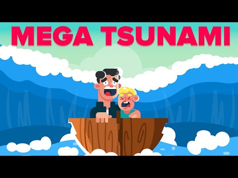 Surviving Most Extreme Mega Tsunami in Modern History - True Story
