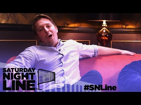 Saturday Night Line: SNL's Beck Bennett Plays Two Truths and a Lie