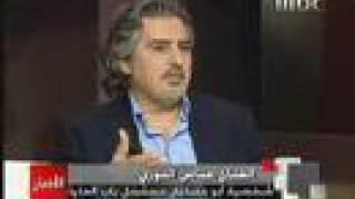 لقاء قناة ام بي سي مع أبطال مسلسل باب الحارة