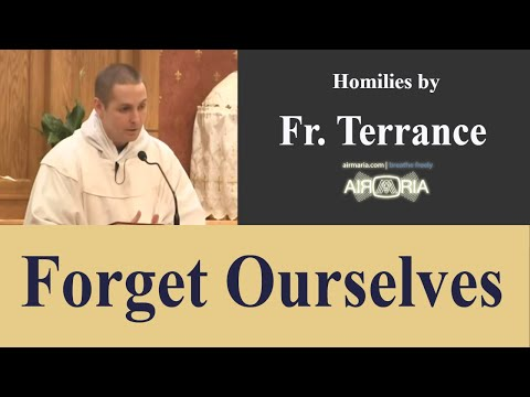 Live for Christ- Jun 15 - Homily - Fr Terrance