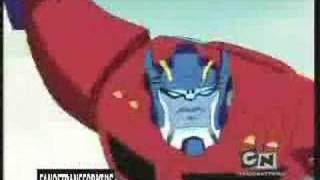 Optimus Prime- There and Back again