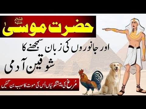 Hazrat Musa AS || Story of Prophet Mosa || Moses In Islam || Prophet Stories || पैगंबर