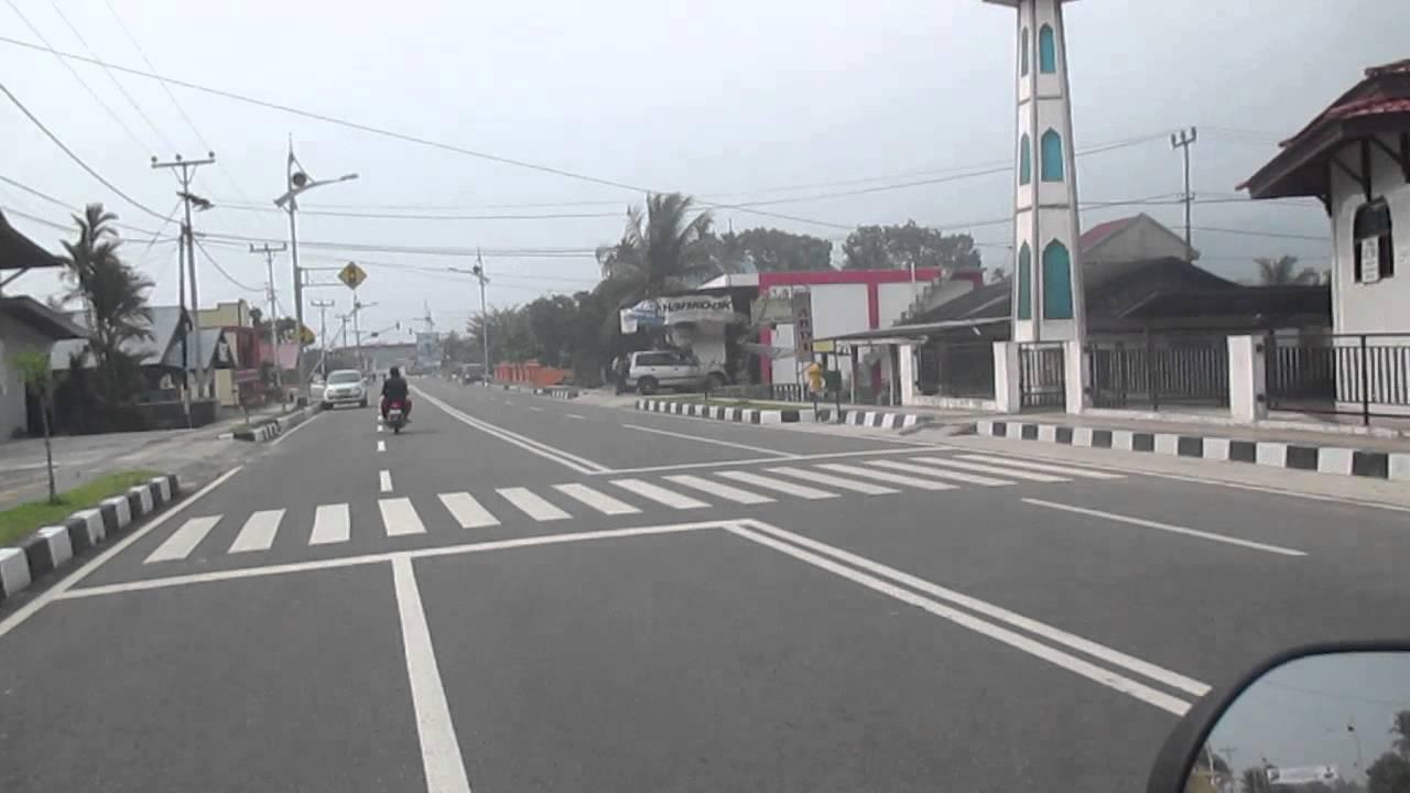 Kota Lubuksikaping Kabupaten Pasaman Sumatera Barat Youtube