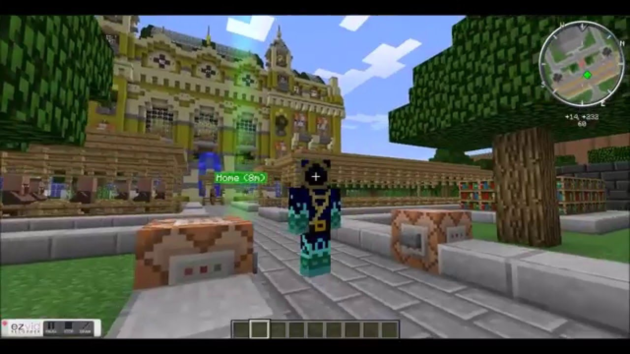 minecraft lucky block casino map