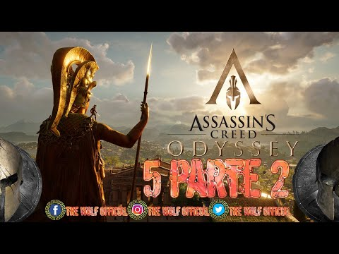 Assassin's Creed Odyssey #5 Parte 2