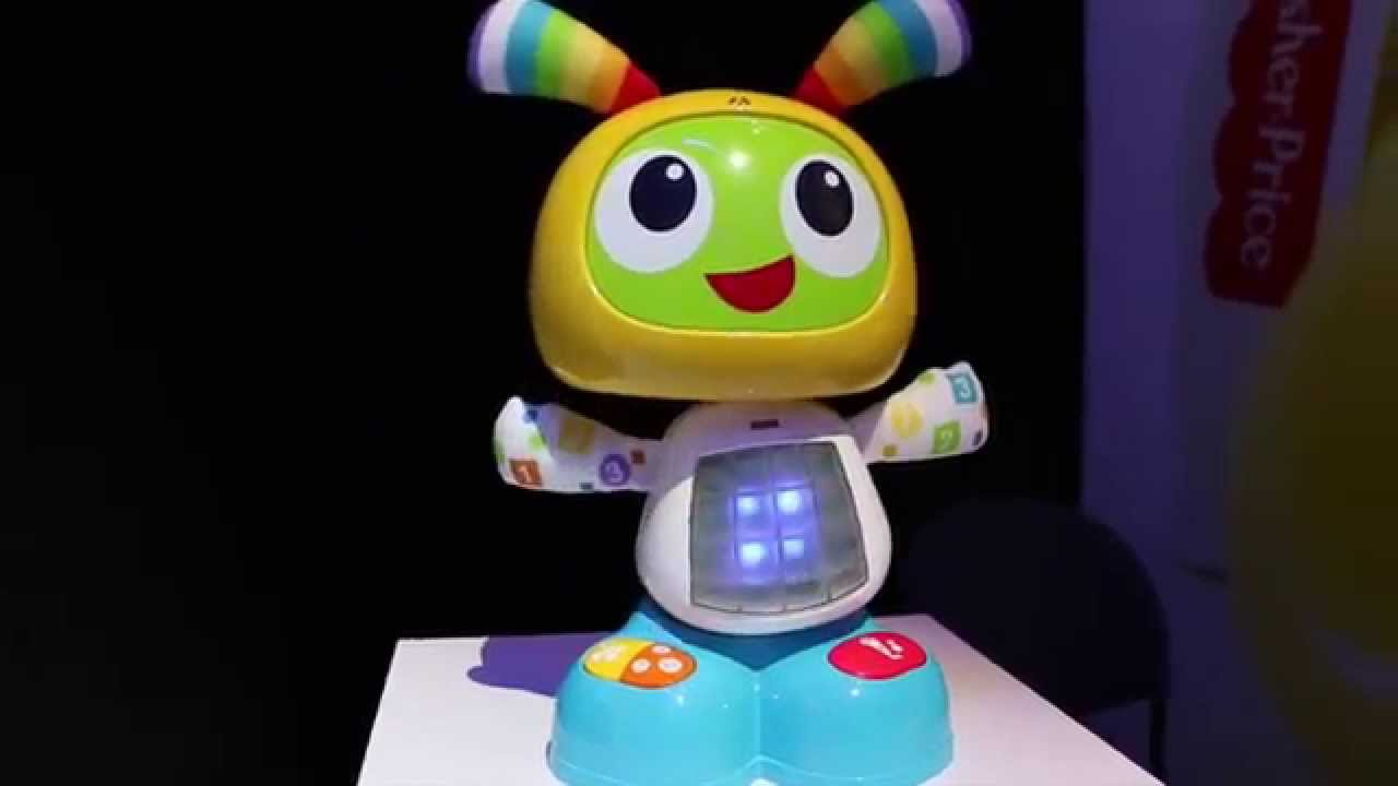 BG Review: Fisher Price Bright Beats Dance & Move BeatBo - YouTube