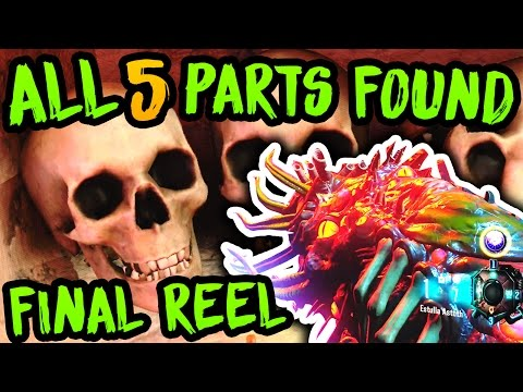 PART 3: FIVE BONES COLLECTED REVELATIONS MAIN EASTER EGG PROGRESS LIVE, SEARCHING FOR WOLF KING BODY