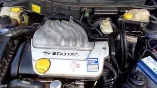 Závada motoru