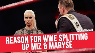Over the last few weeks on RAW they have been teasing a split betwe...