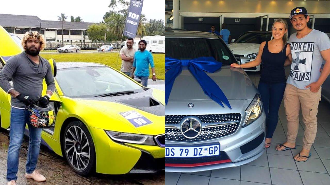 CSK Vs MI Players Car Collection | Dhoni, Rohit, Malinga, Watson