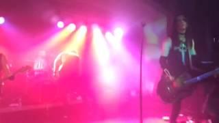 Orgy - Suck It! (New Song) - Glasgow, Scotland (24th Nov 2014)
