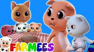 số ba ít mèo con | bài hát mẫu giáo | vần điệu ở Việt Nam | Three Little Kittens Song | Kids Rhymes