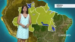 Previsão Norte – Instabilidade e muita chuva