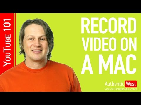How to record your first YouTube video with a Mac (2016 Update)