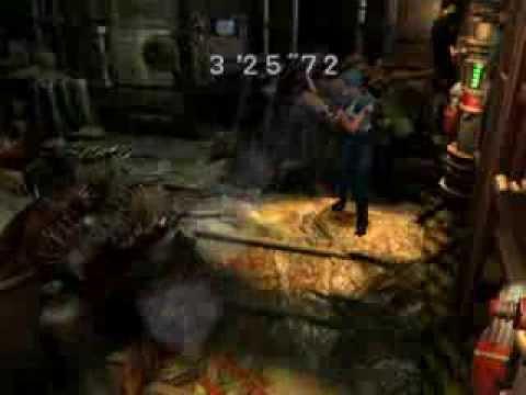Resident Evil 3 Boss Fight 11 Nemesis T Type