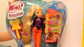 Кукла из Клуба ВИНКС Стэлла и Май литл ПОНИ - Пинки Пай Pinkie Pie my little Pony Winx Stella