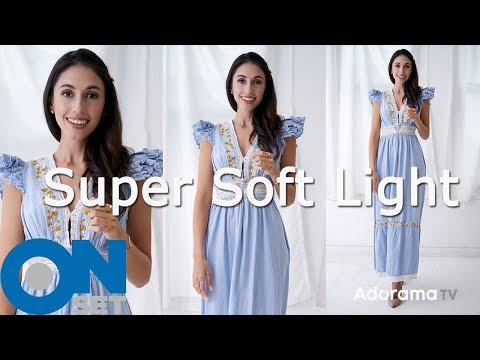 Super Soft Lighting With The Book Light: OnSet Ep. 244