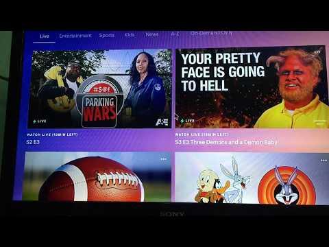 Watch live Tv , Fox Sport 1 , ESPN, NBCSN ...on HULU with live TV