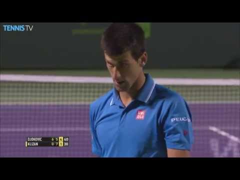 2015 ATP Miami Open on Saturday feat. Djokovic, Nishikori & Dimitrov
